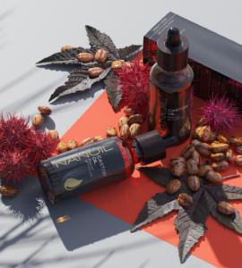Nanoil Rizinusöl für gesunde Haare